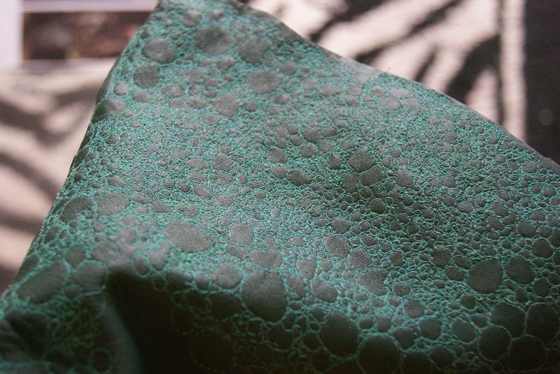 Lizard-skin-fabric