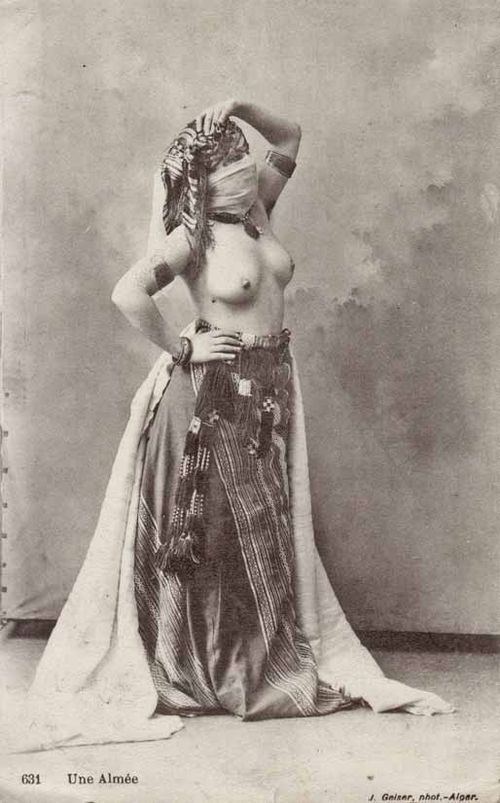 Exoticism of the Veil