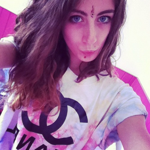 For example the bindi being worn by pop stars propagates the idea that