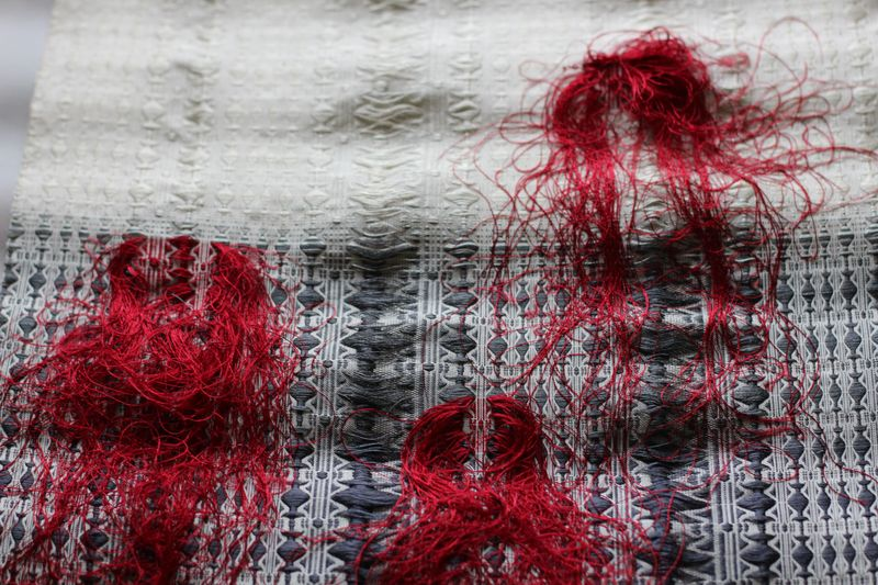 Raisa kabir weaving sample image