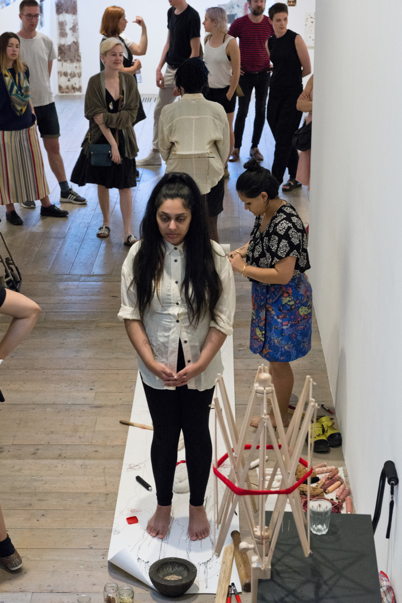 Raven Row Raisa Kabir